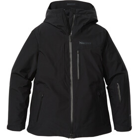 Marmot Lightray Jakke Damer, black